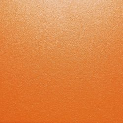 Zink coated steel epoxy painted effect terracotta (RAL2001)